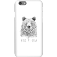 Balazs Solti Ring My Bear Phone Case for iPhone and Android - iPhone 6S - Snap Case - Gloss - Ring Gifts