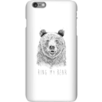Balazs Solti Ring My Bear Phone Case for iPhone and Android - iPhone 6 Plus - Snap Case - Gloss - Ring Gifts