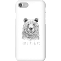 Balazs Solti Ring My Bear Phone Case for iPhone and Android - iPhone 7 - Snap Case - Gloss - Ring Gifts