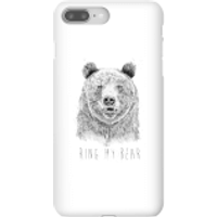 Balazs Solti Ring My Bear Phone Case for iPhone and Android - iPhone 8 Plus - Snap Case - Gloss - Ring Gifts