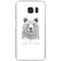 Balazs Solti Ring My Bear Phone Case for iPhone and Android - Samsung S6 - Snap Case - Gloss - Ring Gifts