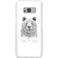 Balazs Solti Ring My Bear Phone Case for iPhone and Android - Samsung S8 - Snap Case - Gloss - Ring Gifts