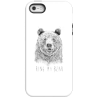 Balazs Solti Ring My Bear Phone Case for iPhone and Android - iPhone 5/5s - Tough Case - Gloss - Ring Gifts