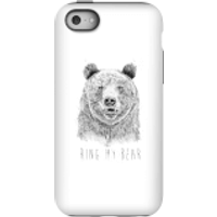 Balazs Solti Ring My Bear Phone Case for iPhone and Android - iPhone 5C - Tough Case - Gloss - Ring Gifts