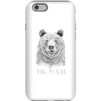 Balazs Solti Ring My Bear Phone Case for iPhone and Android - iPhone 6 - Tough Case - Gloss - Ring Gifts