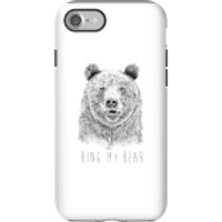 Balazs Solti Ring My Bear Phone Case for iPhone and Android - iPhone 7 - Tough Case - Gloss - Ring Gifts