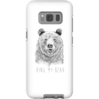Balazs Solti Ring My Bear Phone Case for iPhone and Android - Samsung S8 - Tough Case - Gloss - Ring Gifts