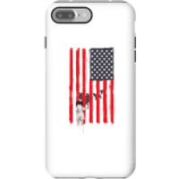 Balazs Solti USA Cage Phone Case for iPhone and Android - iPhone 7 Plus - Tough Case - Matte