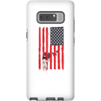 Balazs Solti USA Cage Phone Case for iPhone and Android - Samsung Note 8 - Tough Case - Matte