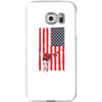Balazs Solti USA Cage Phone Case for iPhone and Android - Samsung S6 Edge Plus - Snap Case - Gloss