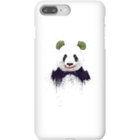 Balazs Solti Joker Panda Phone Case for iPhone and Android - iPhone 8 Plus - Snap Case - Matte - Joker Gifts