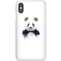 Balazs Solti Joker Panda Phone Case for iPhone and Android - iPhone X - Snap Case - Matte - Joker Gifts