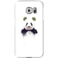 Balazs Solti Joker Panda Phone Case for iPhone and Android - Samsung S6 Edge - Snap Case - Matte - Joker Gifts
