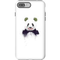 Balazs Solti Joker Panda Phone Case for iPhone and Android - iPhone 7 Plus - Tough Case - Matte - Panda Gifts