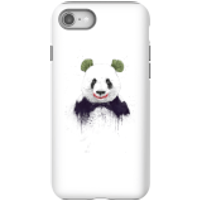 Balazs Solti Joker Panda Phone Case for iPhone and Android - iPhone 8 - Tough Case - Matte - Panda Gifts