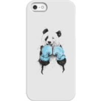 Balazs Solti Boxing Panda Phone Case for iPhone and Android - iPhone 5/5s - Snap Case - Matte