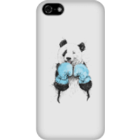 Boxing Panda Phone Case for iPhone and Android - iPhone 5C - Snap Case - Matte - Boxing Gifts