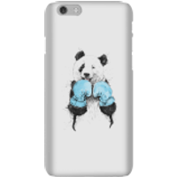 Boxing Panda Phone Case for iPhone and Android - iPhone 6 - Snap Case - Matte - Boxing Gifts