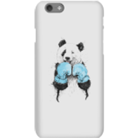 Boxing Panda Phone Case for iPhone and Android - iPhone 6S - Snap Case - Matte - Boxing Gifts