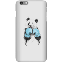 Boxing Panda Phone Case for iPhone and Android - iPhone 6 Plus - Snap Case - Matte - Boxing Gifts