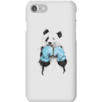 Boxing Panda Phone Case for iPhone and Android - iPhone 7 - Snap Case - Matte - Boxing Gifts