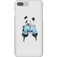 Boxing Panda Phone Case for iPhone and Android - iPhone 7 Plus - Snap Case - Matte - Boxing Gifts