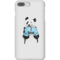 Boxing Panda Phone Case for iPhone and Android - iPhone 8 Plus - Snap Case - Matte - Boxing Gifts