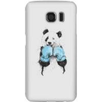 Boxing Panda Phone Case for iPhone and Android - Samsung S6 - Snap Case - Matte - Boxing Gifts