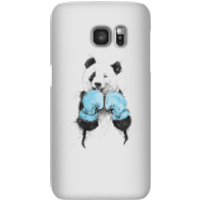 Boxing Panda Phone Case for iPhone and Android - Samsung S7 - Snap Case - Matte - Boxing Gifts
