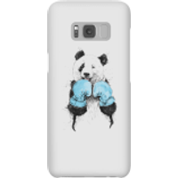 Balazs Solti Boxing Panda Phone Case for iPhone and Android - Samsung S8 - Snap Case - Matte