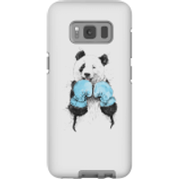 Balazs Solti Boxing Panda Phone Case for iPhone and Android - Samsung S8 - Tough Case - Gloss - Boxing Gifts