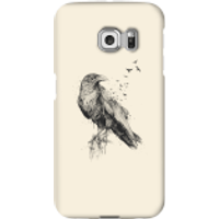 Birds Flying Phone Case for iPhone and Android - Samsung S6 Edge - Snap Case - Matte - Flying Gifts