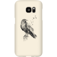 Birds Flying Phone Case for iPhone and Android - Samsung S7 Edge - Snap Case - Matte - Flying Gifts