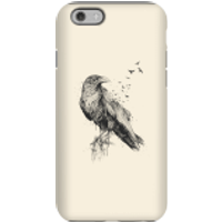 Birds Flying Phone Case for iPhone and Android - iPhone 6S - Tough Case - Matte - Flying Gifts