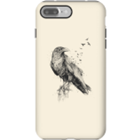 Birds Flying Phone Case for iPhone and Android - iPhone 7 Plus - Tough Case - Matte - Flying Gifts