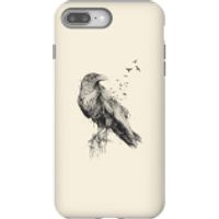 Birds Flying Phone Case for iPhone and Android - iPhone 8 Plus - Tough Case - Matte - Flying Gifts