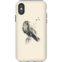 Birds Flying Phone Case for iPhone and Android - iPhone X - Tough Case - Matte - Flying Gifts