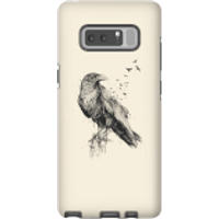 Birds Flying Phone Case for iPhone and Android - Samsung Note 8 - Tough Case - Matte - Flying Gifts