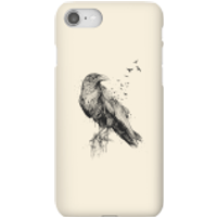 Birds Flying Phone Case for iPhone and Android - iPhone 8 - Snap Case - Gloss - Flying Gifts