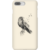 Birds Flying Phone Case for iPhone and Android - iPhone 8 Plus - Snap Case - Gloss - Flying Gifts