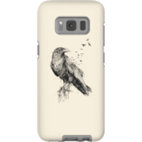 Balazs Solti Birds Flying Phone Case for iPhone and Android - Samsung S8 - Tough Case - Gloss