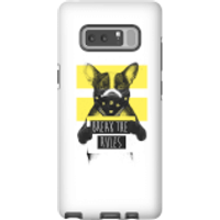 Balazs Solti Break The Rules Phone Case for iPhone and Android - Samsung Note 8 - Tough Case - Matte