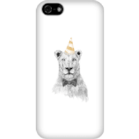 Party Lion Phone Case for iPhone and Android - iPhone 5C - Snap Case - Gloss - Party Gifts