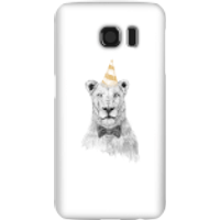 Balazs Solti Party Lion Phone Case for iPhone and Android - Samsung S6 - Snap Case - Gloss