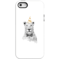 Party Lion Phone Case for iPhone and Android - iPhone 5/5s - Tough Case - Gloss - Party Gifts