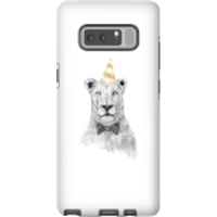 Party Lion Phone Case for iPhone and Android - Samsung Note 8 - Tough Case - Gloss - Party Gifts