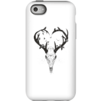 Balazs Solti Antlers Phone Case for iPhone and Android - iPhone 5C - Tough Case - Matte