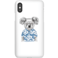 Balazs Solti Koala Bear Phone Case for iPhone and Android - iPhone X - Snap Case - Gloss - Bear Gifts