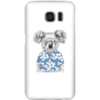 Balazs Solti Koala Bear Phone Case for iPhone and Android - Samsung S6 - Snap Case - Gloss - Bear Gifts