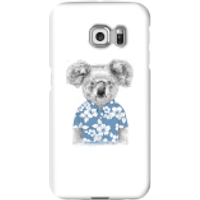 Balazs Solti Koala Bear Phone Case for iPhone and Android - Samsung S6 Edge - Snap Case - Gloss - Bear Gifts